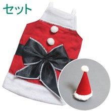 モルモットのコスチューム(サンタ服ドレスセット2013)