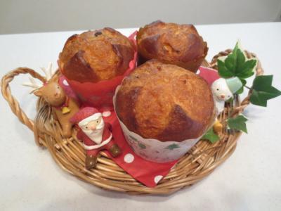 Bread Basket-パネトーネ