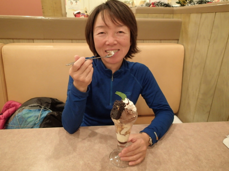 歩き人ふみの徒歩世界旅行 日本・台湾編-デザート