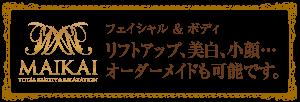 $神奈川県・大和市 まつ毛エクステ&ブラジリアンワックス maikai-Maikai☆フェイシャル&ボディケア