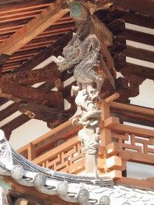 おっどあい猫の碧い目紅い目ぶろぐ-法隆寺金堂の龍