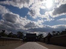 おっどあい猫の碧い目紅い目ぶろぐ-法隆寺の空