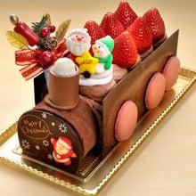 香川・高松のケーキ屋さんラ・ファミーユのスィーツ日記-ショコラトレイン