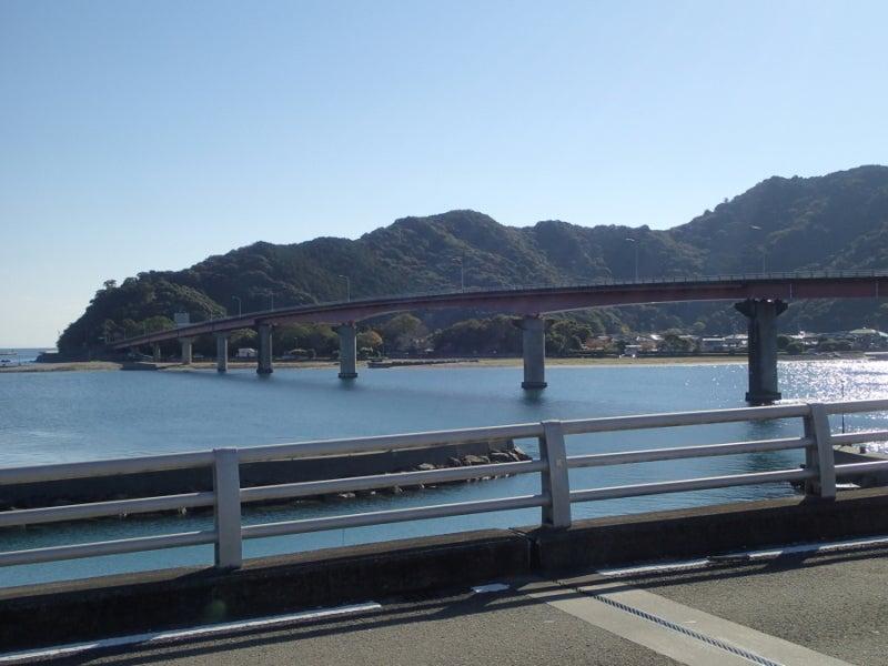 歩き人ふみの徒歩世界旅行 日本・台湾編-宇佐大橋