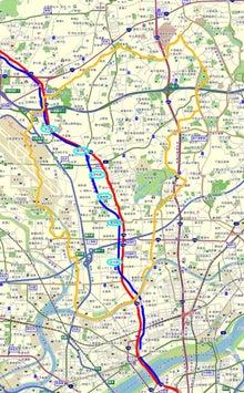 取手福祉サービスのブログ-豊中地図