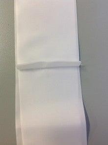 のぼり旗プリント工場 アイジェットの「う♪た♪し♪」ブログ-たすき サンプル裏