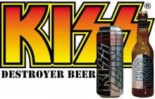 銀座Bar ZEPマスターの独り言-KISS Beer