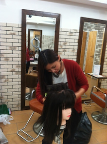 上野御徒町 美容室 Neolive eclat 前田 佳瑞雄のブログ