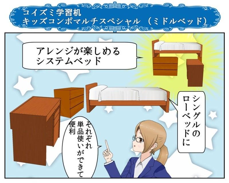 $2段ベッド・システムベッドはこれがいい