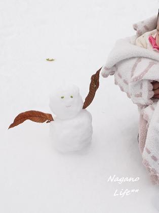Nagano Life**-初雪