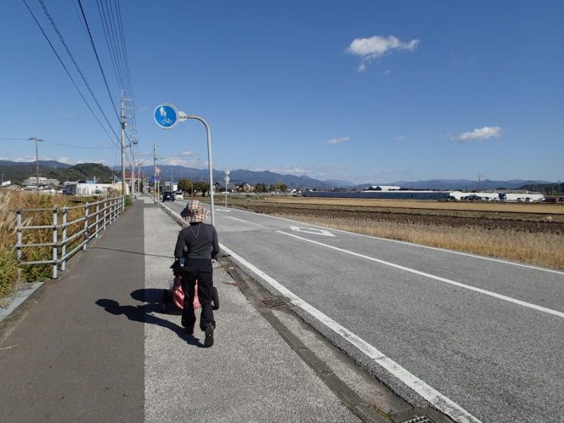 歩き人ふみの徒歩世界旅行 日本・台湾編-先