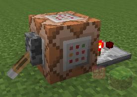 コマンドブロック設置例1