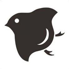 毎日はっぴぃ気分☆-千鳥を模した紋様