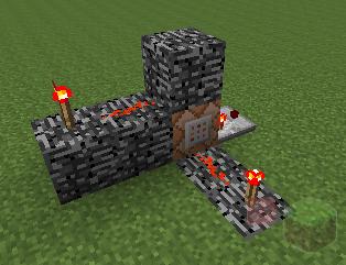 コマンドブロック設置例