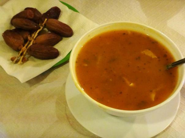 モロッカンスープ