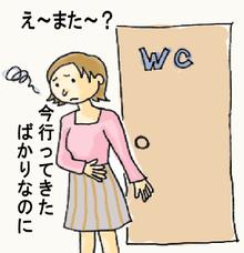 <札幌整体 碧い宙 臨床報告>-膀胱炎