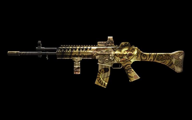 Alliance of Valiant Arms公式ブログ-K2_tora2