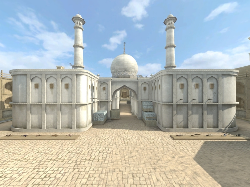 Alliance of Valiant Arms公式ブログ-Mosque