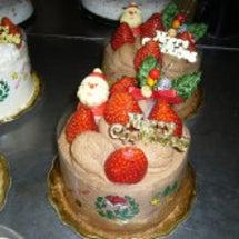 クリスマスケーキ【改…