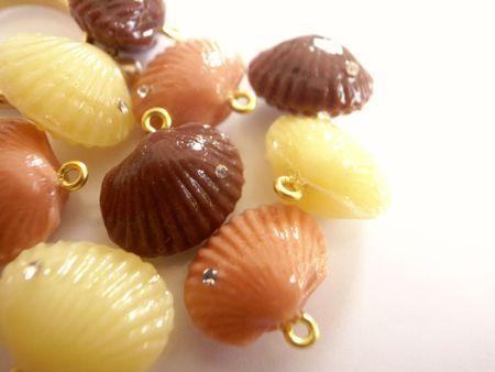 貝殻チョコレート2