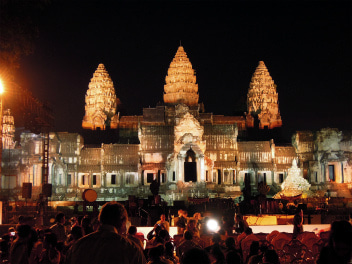 カンボジア・クロマー通信