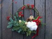 ヒプノエデュケーション協会(HES-J)オフィシャルブログ-クリスマスリース