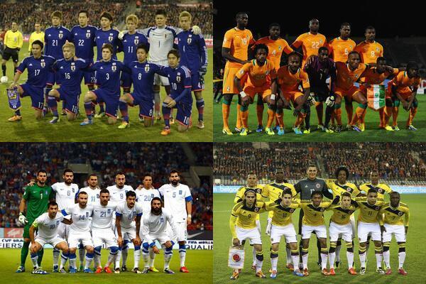 サッカー日本代表 2013年