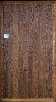 自然素材の ワールドフロンテア-サーモ・アッシュ 床暖房対応 無垢フローリング