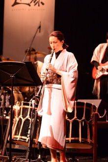 NPO楽衆玄達 公式ブログ-クラリネット奏者 中曽根有希