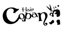 山梨県 甲府市の隠れ家美容室Copan (コパン)   猫好きなマイペース美容師 宮川拓郎のほっこり日記-ロゴ