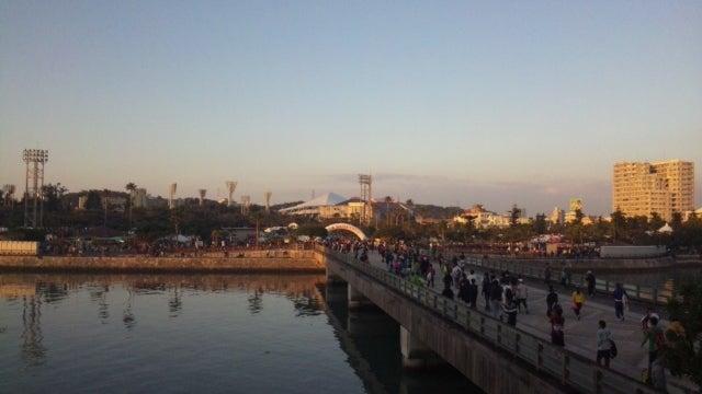 琉球の夕凪