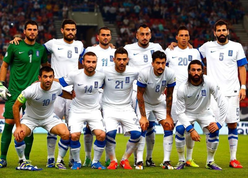 ギリシャ代表 ブラジルワールドカップ W杯