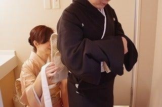 京都◇出町◇西陣*葵桜* きもの着付教室 ~着物で歩く京の街~