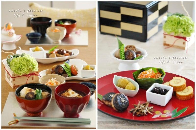 昨年の我が家のお正月(はんぺん伊達巻&お雑煮 レシピ)☆メリークリスマス!! misakos favorite life  recipe in タイ