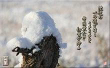 フォト短歌Amebaブログ-フォト短歌「初雪」