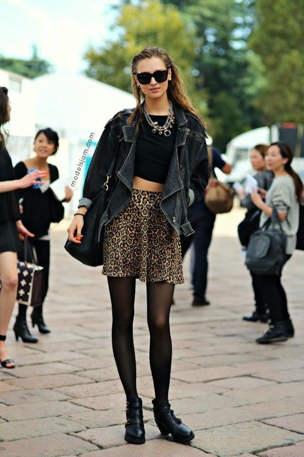 LAストリートスナップ、ファッションスナップSnapMee(スナップミー)-ダガ・ジオバー(Daga Ziober)