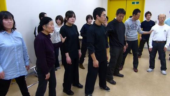 脱力~Reset Style(リセットスタイル)~-武颯塾セミナー写真2