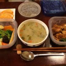 晩御飯と仙豆