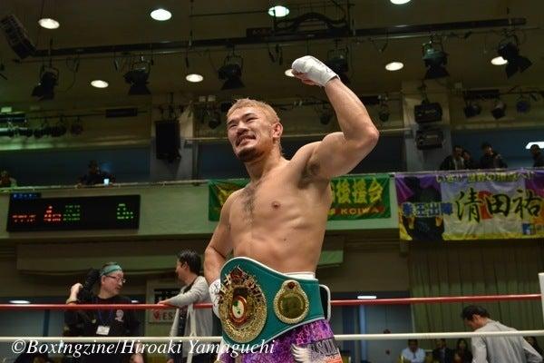 ボクシング・ジーンのブログ