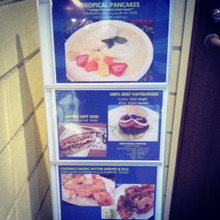 横須賀・湘南エリア・出張ネイルサロンCARのケーバンネイル-横須賀 ハワイアンカフェ