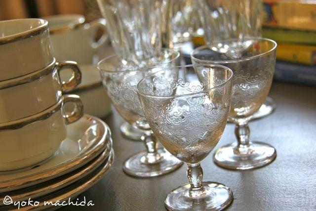$プロヴァンス発 南フランス暮らし365日-brocante verres