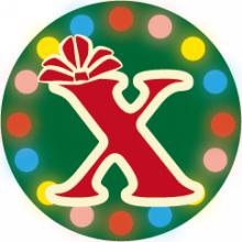 Xには本当に困らされました。 そもそもXから始まる単語自体殆どないのですから\u2026。 という訳でやっぱり季節的にもX\u0027masで。