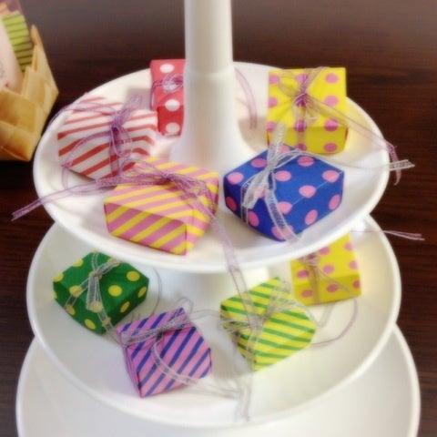 ハート 折り紙 折り紙でプレゼント : ameblo.jp
