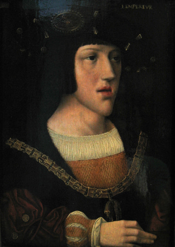 カール5世 - ハプスブルク栄光の日々   駆け足、歴史の旅