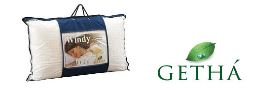 【GETHA--ゲタ-】ラテックス枕