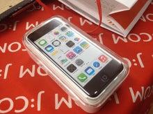 売り飛ばすために購入したiPhone5c
