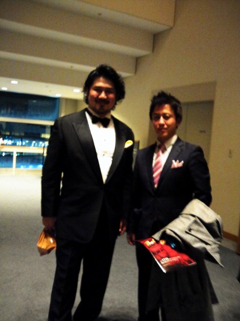 """ちょっとだけ""""秀でた世界""""山口安紀子さんのオペラを聴きに行って来ました~♪コメント"""