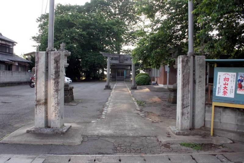 木戸城/赤城神社