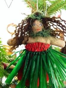 ブログ ハワイ クリスマス アート