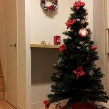 クリスマスツリー、今…